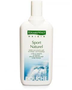 Eduard Vogt Sport Douche Naturel - 400ml