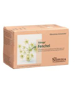 Sidroga Fenchel - 20 Stk.