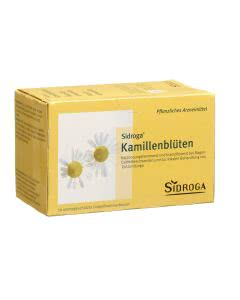 Sidroga Kamillenblüten - 20 Stk.
