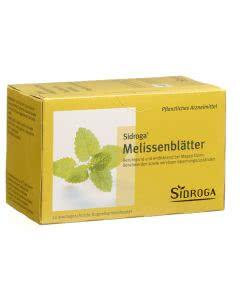 Sidroga Melissenblätter - 20 Stk.
