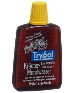 Trybol Kräuter Mundwasser Reiseflasche - 20ml