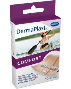 DermaPlast comfort Schnellverband 6x10cm - 10 Stk.