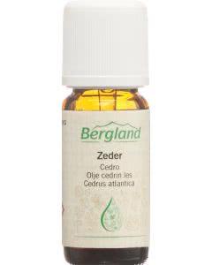 Bergland Zedernholz Öl - 10ml