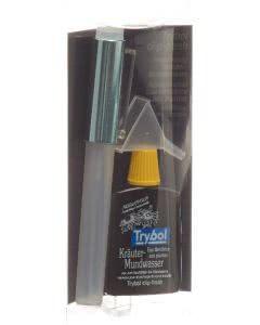 Trybol Mundspr clip fresh blau 8ml + Mundwasser - 20ml