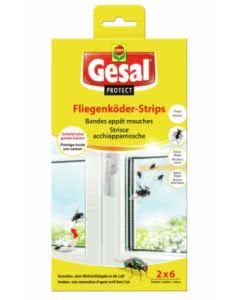 Gesal Protect Fliegenköder Strips 2x6 Stk
