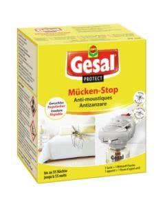Gesal Protect Mücken Stop Verdunster + refill - 1 Set