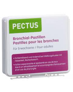 Pectus Bronchial-Pastillen - 40 Stk.