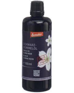 Naturkraftwerke Schwarzkümmelöl Demeter - 100ml
