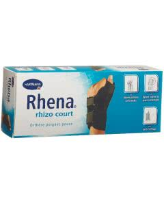 Rhena Rhizo Daumenschiene M 18-20cm links