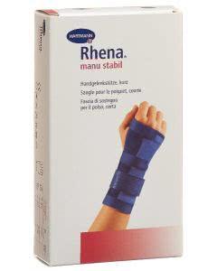 Rhena Manu stabil Handgelenkst 19-21cm kurz rechts