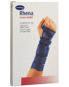 Rhena Manu stabil Handgelenkst 15-17cm lang rechts