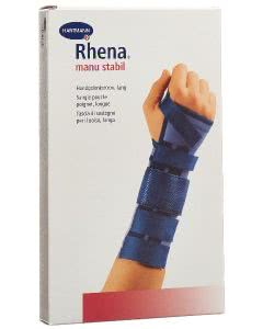 Rhena Manu stabil Handgelenkst 19-21cm lang links