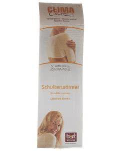 Bort Climacare Schulterwärmer S weiss