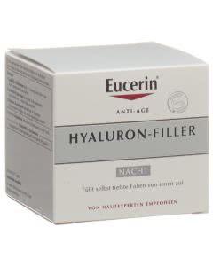Eucerin Hyaluron-Filler Nachtpflege - 50ml