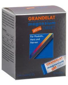 Dr. Grandel Magnesium Direkt Sport Stick - 20 Stk