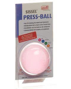 Sissel Press Ball medium rosa