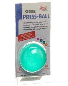 Sissel Press Ball medium grün