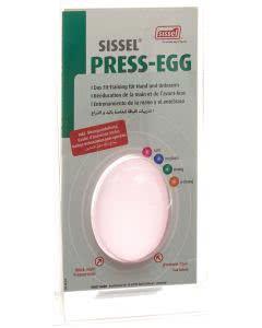 Sissel Press Egg soft rosa