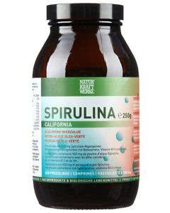Naturkraftwerke Spirulina California Presslinge - 500 Stk.