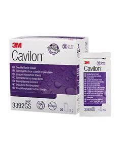 3M Cavilon Durable Barrier Cream improved - 20 x 2g