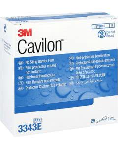 3M Cavilon Schaumstoffapplikator - 1ml - 25 Stk.