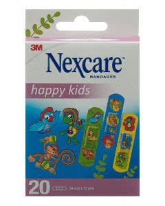 3M Nexcare Pflaster Soft Kids - 20 Stk.