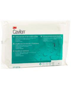 3M Cavilon Reinigungsrücher Inkontinenz 3 in 1 - 8 Stk.