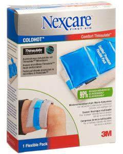Nexcare Coldhot bio Kälte Wärme Pack Comfort Thinsulate - 11x23cm - 1 Stk.