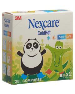 3M Nexcare ColdHot Happy Kids - 2 Stk.