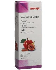 Morga Wellness Drink Feigen - 380ml