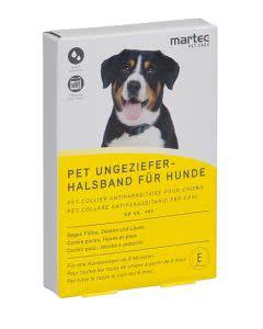 Martec Pet Care - Ungezieferhalsband für Hunde