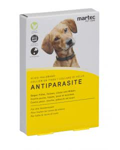 Martec Pet Care Hundehalsband aus Vlies