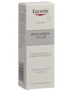 Eucerin Hyaluron-Filler Fluid Tagespflege für normale- bis Mischhaut - 50ml