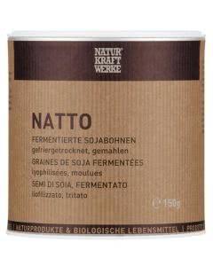Naturkraftwerke Natto Sojabohnen gemahlen - 150g