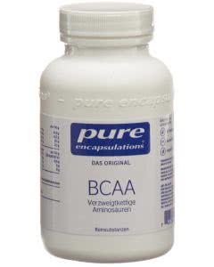 Pure BCAA (verzweigtkettige Aminosäuren) - 90 Stk.