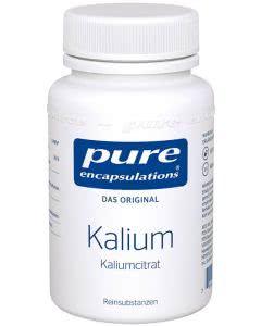 Pure Kalium (-citrat) - 90 Stk.