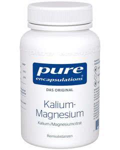 Pure Kalium-Magnesium Citrat - 90 Stk.