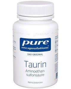 Pure Taurin - 60 Stk.