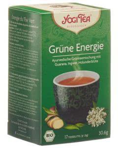 Yogi Tea Grüne Energie - 17x1.8g