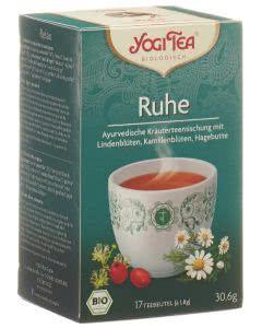 Yogi Tea Ruhe Tee - 17x1.8g