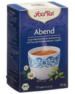Yogi Tea Abend Tee - 17x1.7g