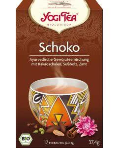 Yogi Tea Schoko Aztec Spice - 17x2.2g