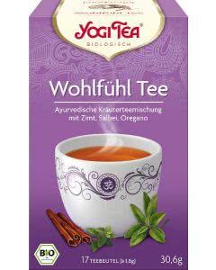Yogi Tea Wohlfühl Tee - 17x1.8g