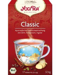 Yogi Tea Classic Cinnamon Spice - 17x2.2 g