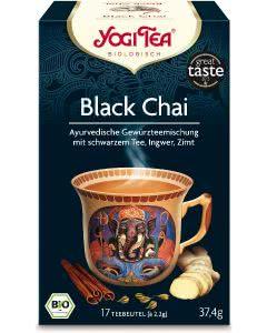 Yogi Tea Black Chai - 17x2.2g