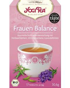 Yogi Tea Frauen Balance - 17x1.8g