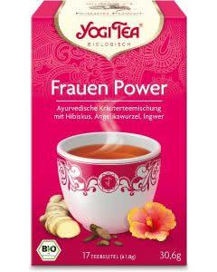 Yogi Tea Classic Frauen Power - 17x1.8 g