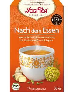 Yogi Tea Nach dem Essen Tee - 17x1.8g