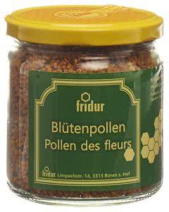 Fridur Blütenpollen Gran - 250g
