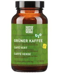 Naturkraftwerke Grüner Kaffee Vegicaps Bio - 150 Stk.